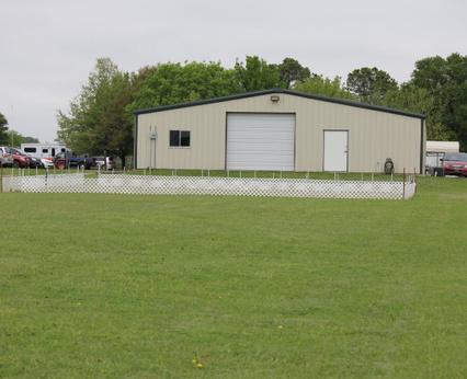 Dog Agility Field